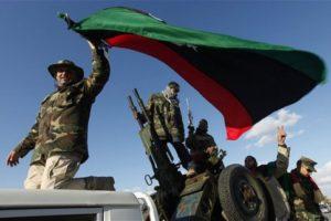 bandiera libica